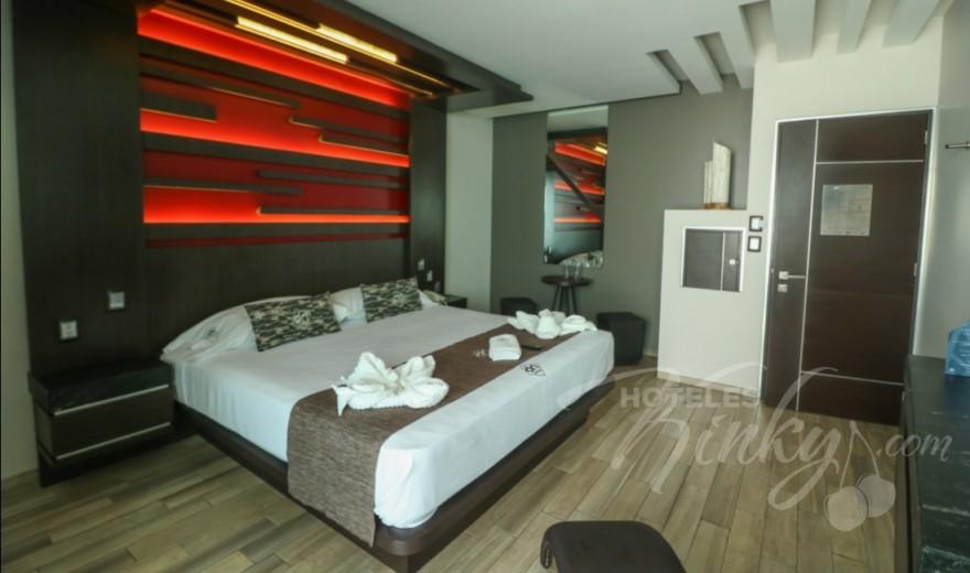 Love Hotel DN Hotel & Villas, Habitacion Junior Villa