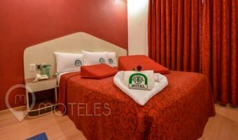 Love Hotel Dos Milpas, Habitacion Cojines del Amor