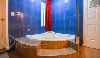Love Hotel Dos Milpas, Habitacion Jacuzzi