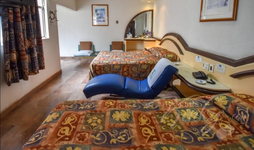 Love Hotel Eje Villas & Suites, Habitacion Doble