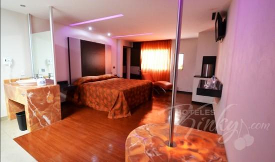 Imagen del LoveHotel Eje Villas & Suites