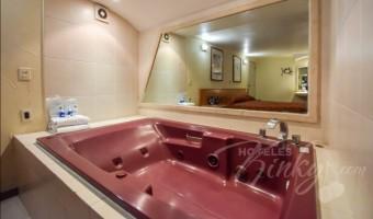 Love Hotel Eje Villas & Suites, Habitacion Jacuzzi Jr.