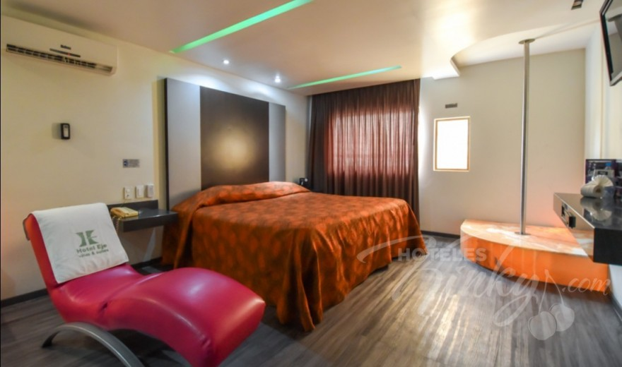 Love Hotel Eje Villas & Suites, Habitacion Junior