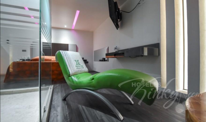 Love Hotel Eje Villas & Suites, Habitacion Master