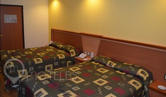 Love Hotel El Conde, Habitacion Doble