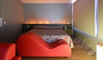 Love Hotel Euro Suites, Habitacion Junior Suite