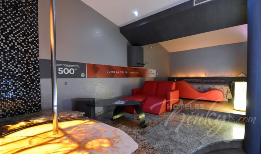 Love Hotel Euro Suites, Habitación Junior Suite
