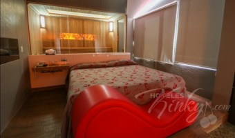 Love Hotel Euro Suites, Habitacion Master Suite