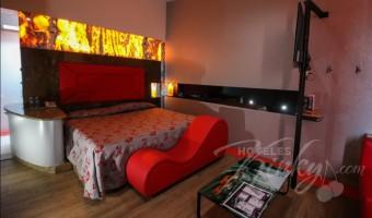 Love Hotel Euro Suites, Habitación Suite Sencilla
