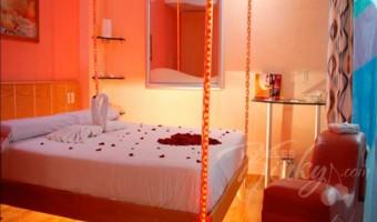 Love Hotel AutoHotel Fantasy, Habitacion Suite Alberca
