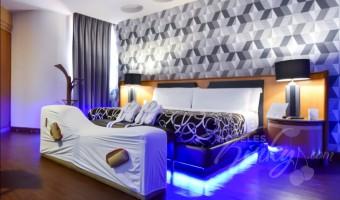 Love Hotel Villas Firenze, Habitacion Suite Amor