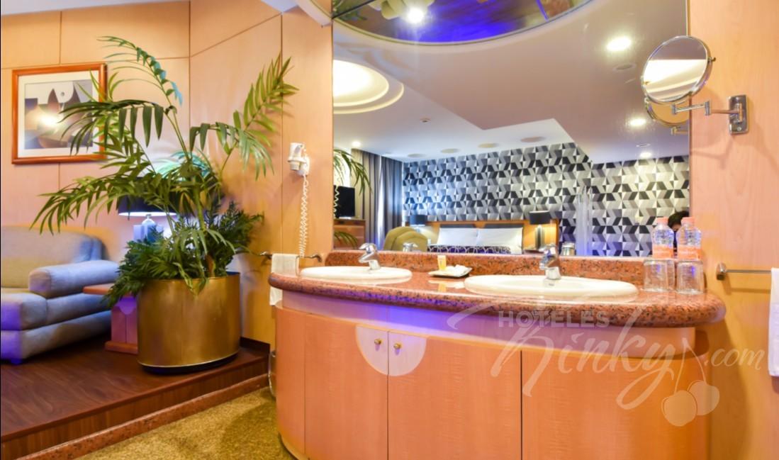 Love Hotel Villas Firenze, Habitacion Junior Suite