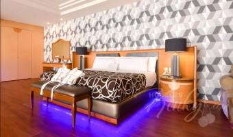 Love Hotel Villas Firenze, Habitación Master Suite Alberca