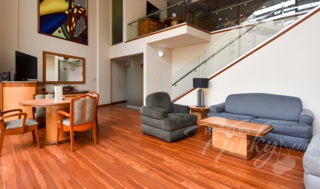 Love Hotel Villas Firenze, Habitacion Master Suite Alberca