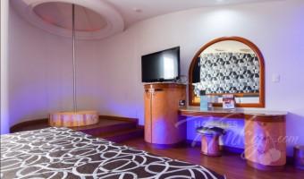 Love Hotel Villas Firenze, Habitacion Villa Sencilla con Tubo
