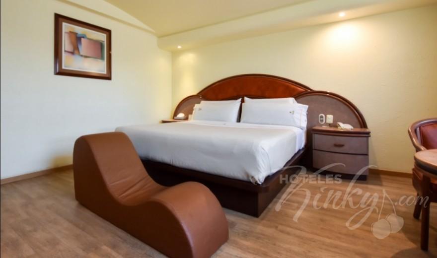 Love Hotel Franklin  Hotel y Villas , Habitacion Torre Sencilla