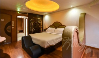 Love Hotel Franklin  Hotel y Villas , Habitacion Villa Sencilla