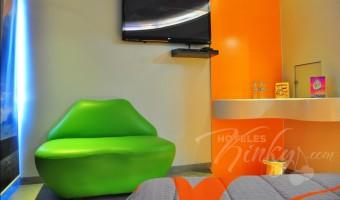 Love Hotel Gala Auto Suites, Habitacion Hotel