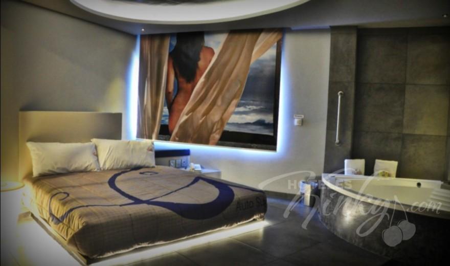 Love Hotel Gala Auto Suites, Habitacion Jacuzzi
