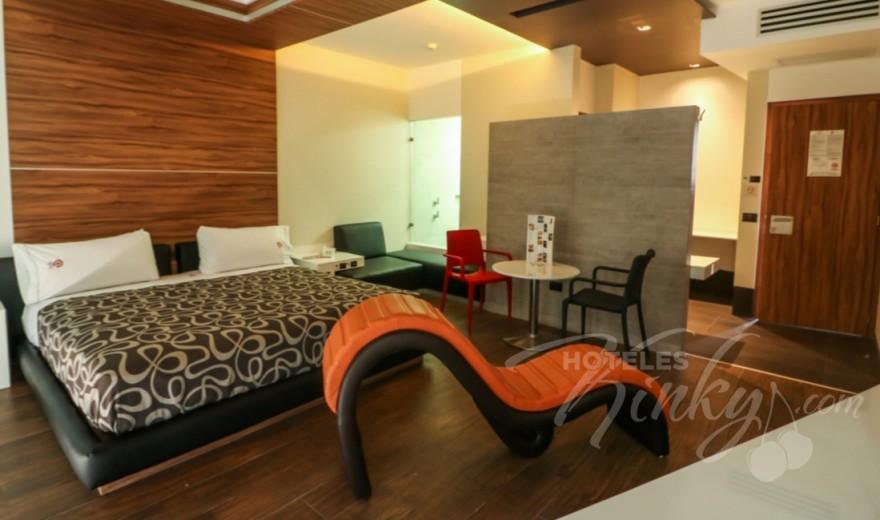 Love Hotel Grana Hotel & Suites, Habitacion Sencilla