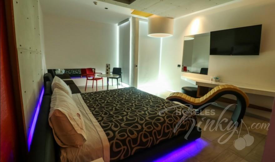 Love Hotel Grana Hotel & Suites, Habitacion Suite