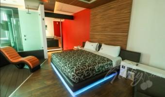 Love Hotel Grana Hotel & Suites, Habitación Suite Jacuzzi / Vapor