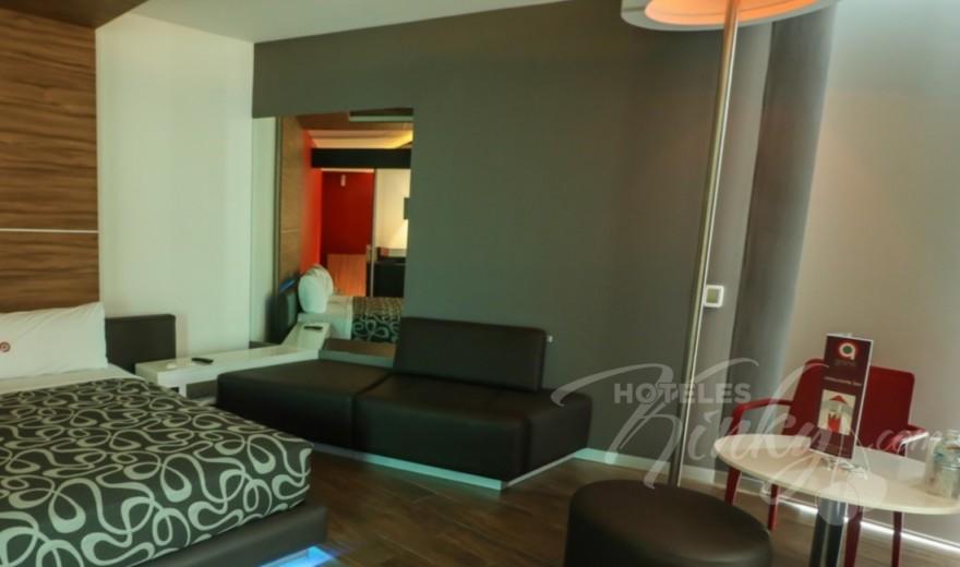 Love Hotel Grana Hotel & Suites, Habitacion Suite Jacuzzi / Vapor