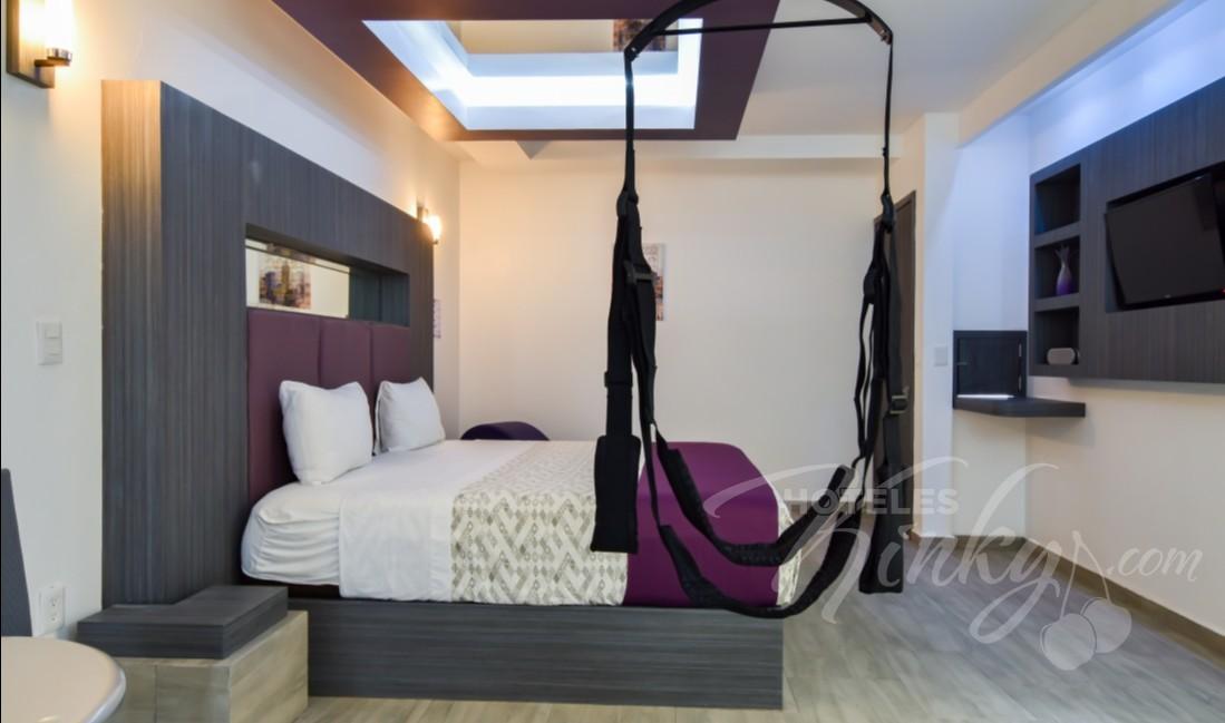 Habitaciòn Junior Suite /Columpio  del Love Hotel Grand Amore