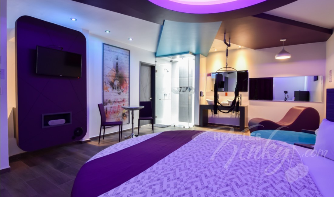 Habitaciòn Master Suite/Columpio  del Love Hotel Grand Amore