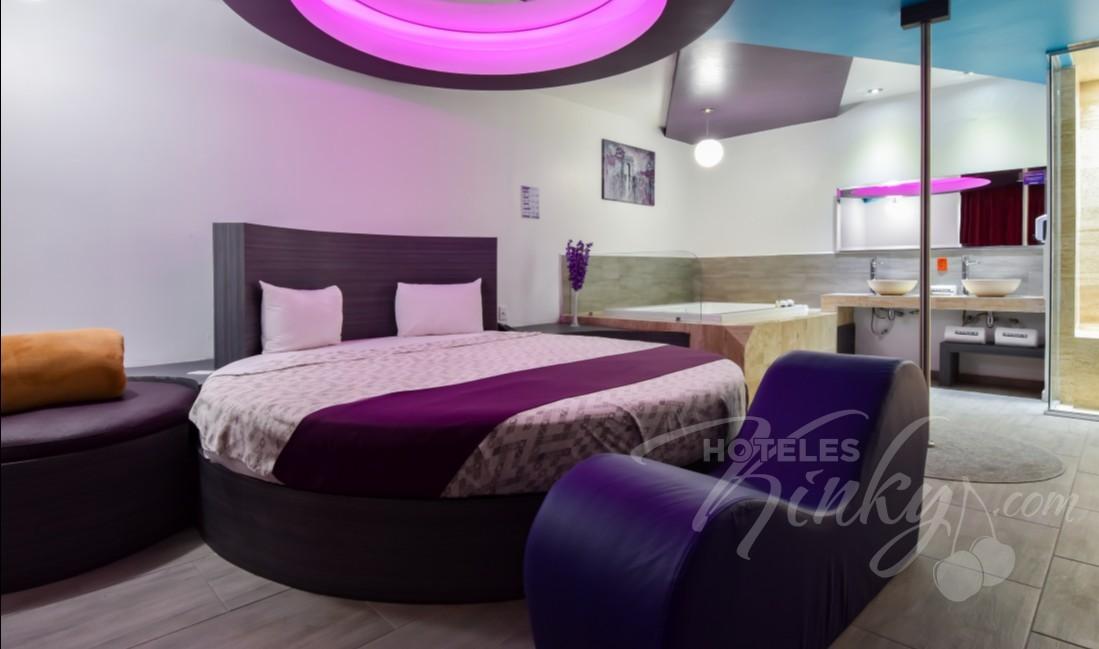 Habitaciòn Master Suite Jacuzzi/Tubo  del Love Hotel Grand Amore