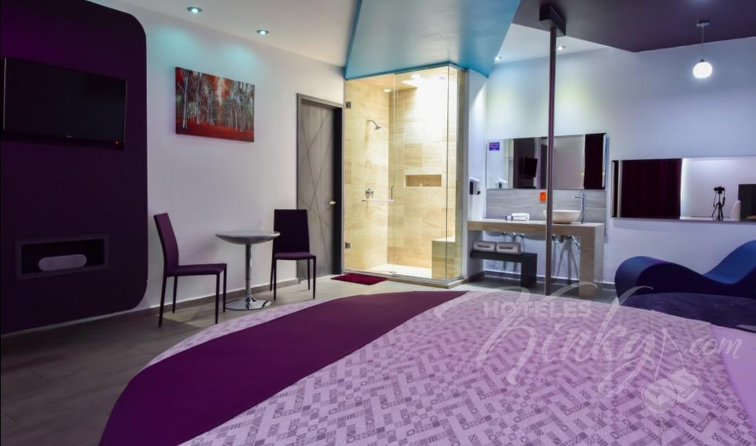 Habitaciòn Master Suite/Tubo  del Love Hotel Grand Amore