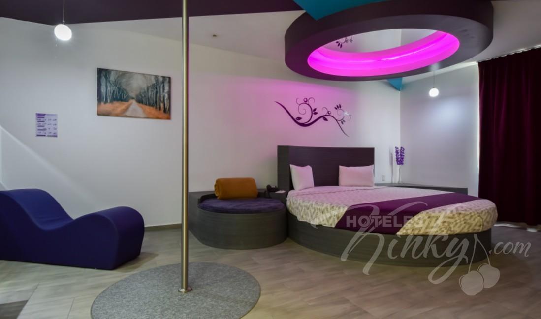 Love Hotel Grand Amore , Habitacion Master Suite/Tubo