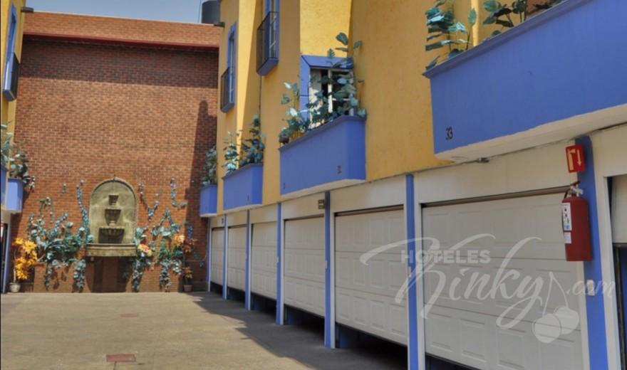 Love Hotel Hacienda Coyoacán