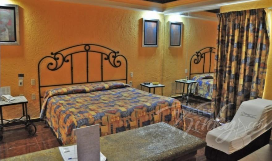Love Hotel Hacienda Coyoacán, Habitacion Villa Sencilla