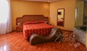 Love Hotel Hollywood Hotel & Villas, Habitación Jacuzzi