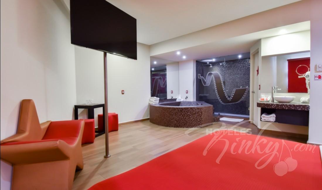 Habitaciòn Master Drive del Love Hotel Hollywood Hotel & Villas
