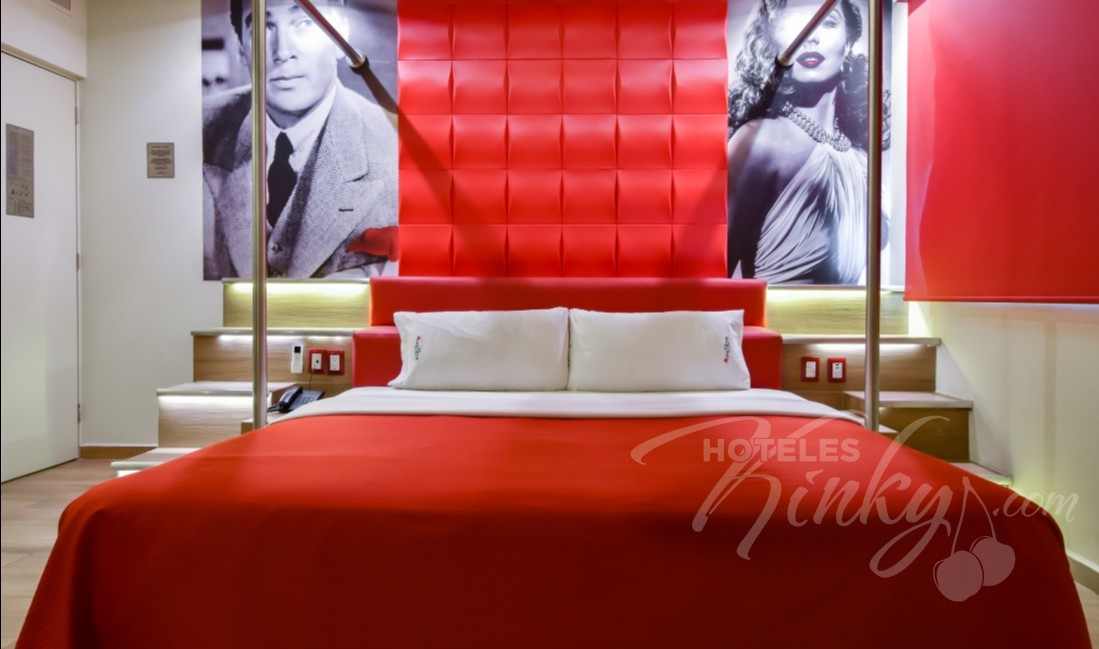 Love Hotel Hollywood Hotel & Villas, Habitacion Master Drive