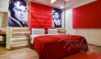 Love Hotel Hollywood Hotel & Villas, Habitación Drive Room