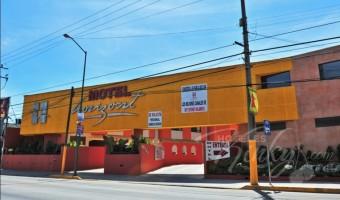 Love Hotel Horizont  de la Ciudad de México  para Gay