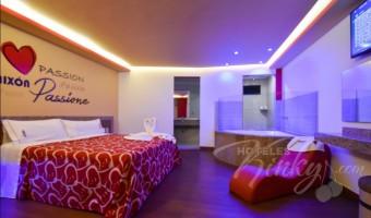 Love Hotel Hot Insurgentes, Habitacion Jacuzzi