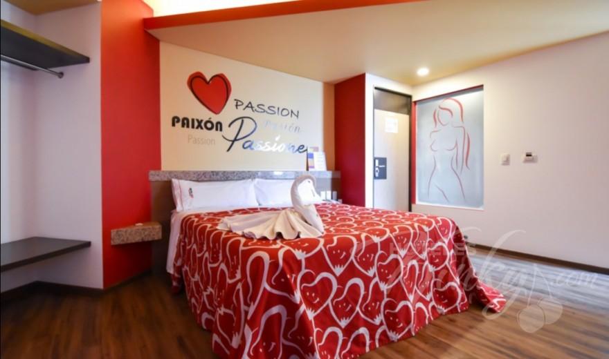 Habitaciòn Master del Love Hotel Hot Insurgentes