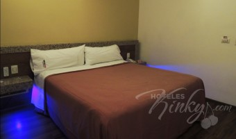 Love Hotel Hot Insurgentes, Habitacion Mini