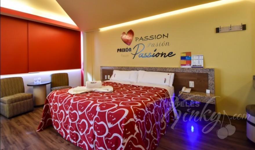 Love Hotel Hot Insurgentes, Habitación Standard