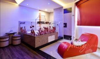 Love Hotel Hot La Villa, Habitación Jacuzzi