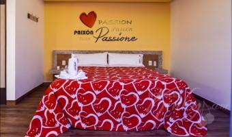 Love Hotel Hot La Villa, Habitacion Jacuzzi