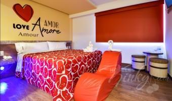 Love Hotel Hot La Villa, Habitación Master