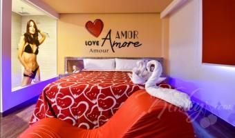 Love Hotel Hot La Villa, Habitacion Master