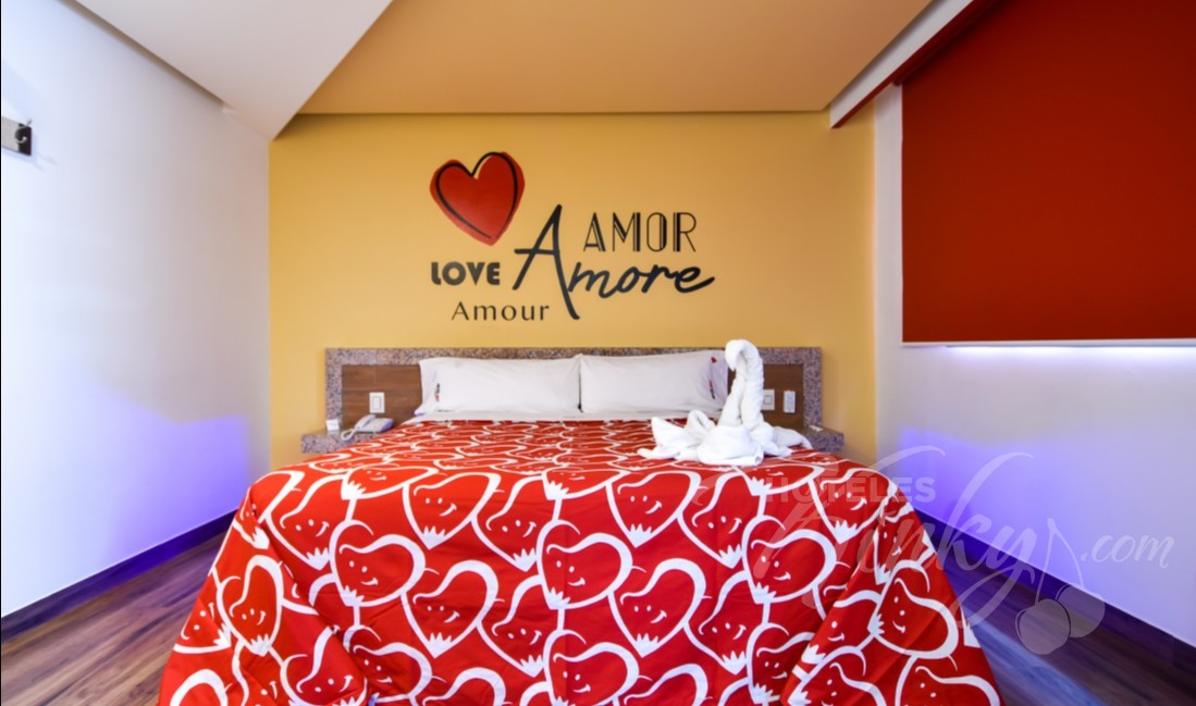 Love Hotel Hot La Villa, Habitacion Mini