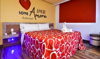 Love Hotel Hot La Villa, Habitacion Standard