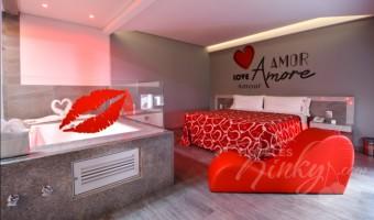 Love Hotel Hot Narvarte , Habitación Jacuzzi